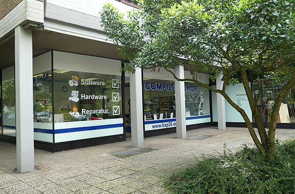 Computer Shop Ratingen Ladenlokal